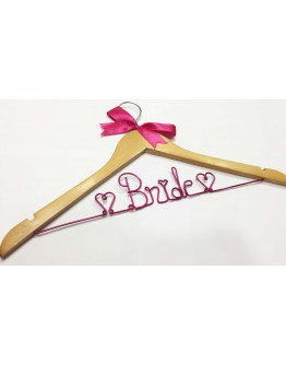 New trending Customized handmade hangers with Bowknot for Gift