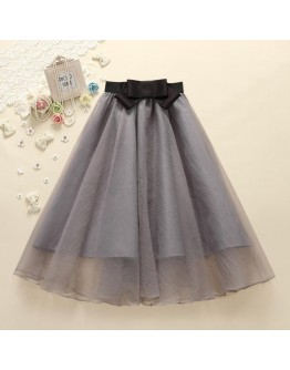 High Waist beautiful princess Skirt