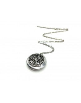 Exclusive Antique Design Open Pendant Chain