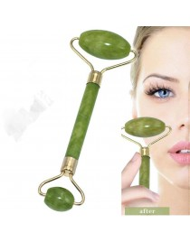 Facial Massage Jade Roller Face Body Head Neck Nature Beauty Device Massage Stone