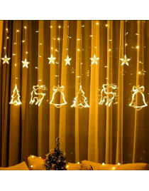 Christmas Curtain String Light for this festive season