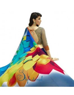 Women  Beautiful Saree for women with Designer blouse