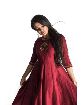 Women Kurti Premium cotton vibrant colour perfect summer wear Kurta