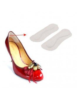 Women Heels Grips Inserts Gel Pads Helps to prevent heels from blistering