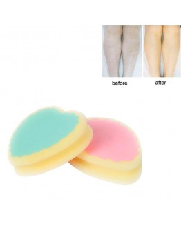 Magic Painless Hair Removal Depilation Sponge Pad Remove Hair Remover Effective - Size: Hair Removal Sponge