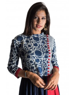 Women Kurti Premium quality cotton rayon indo western perfect summer wear Kurta
