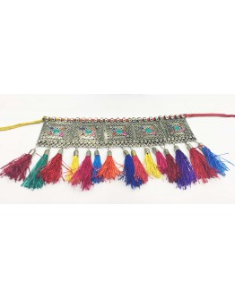 Women Special Navratri Multicolour Necklace